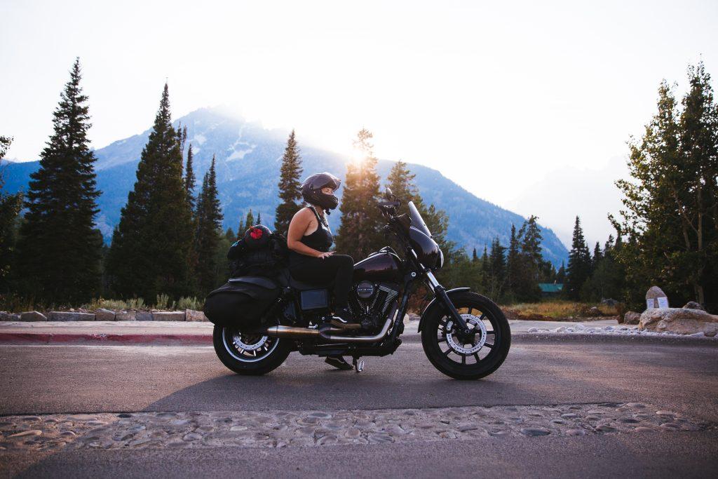 Legend Suspension | Touring Riding
