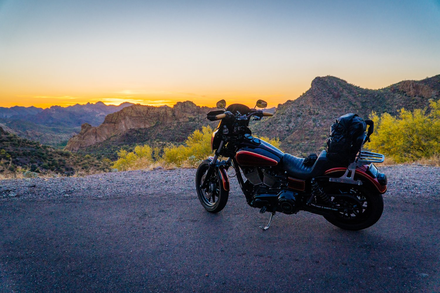 Scenic Rides Within an Hour of Downtown Phoenix