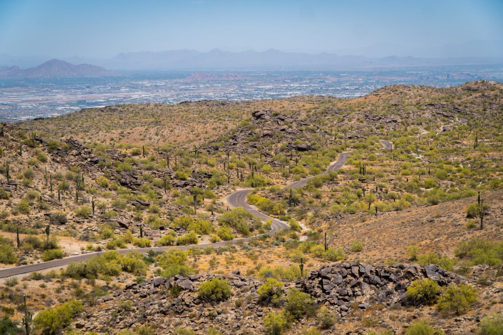 South Mountain | Scenic Rides Near Phoenix Arizona