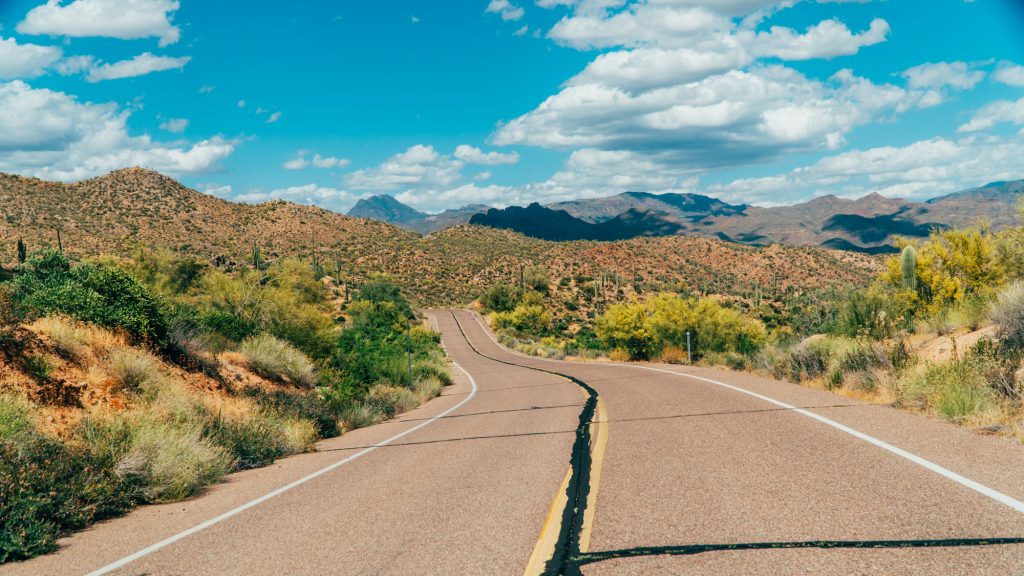 Bartlett Lake | Scenic Rides Near Phoenix Arizona