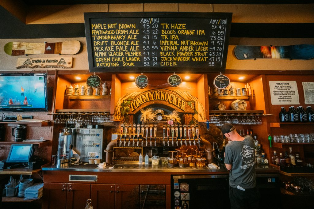 Tommy Knocker Brewery | Best Bars of Idaho Springs