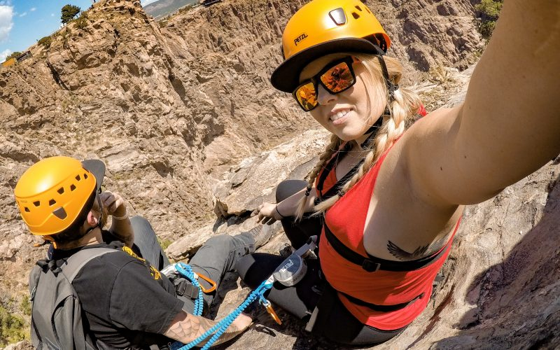 Overcoming Fear: a Trip to the Royal Gorge Bridge Park