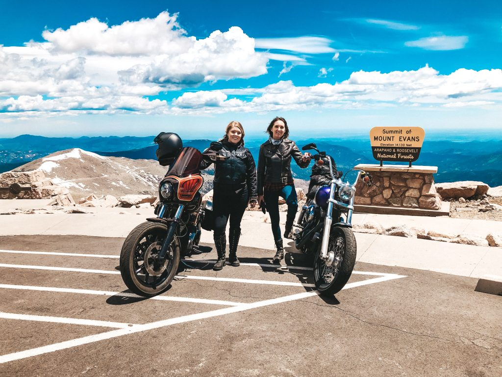 Best Motorcycle Roads Colorado
