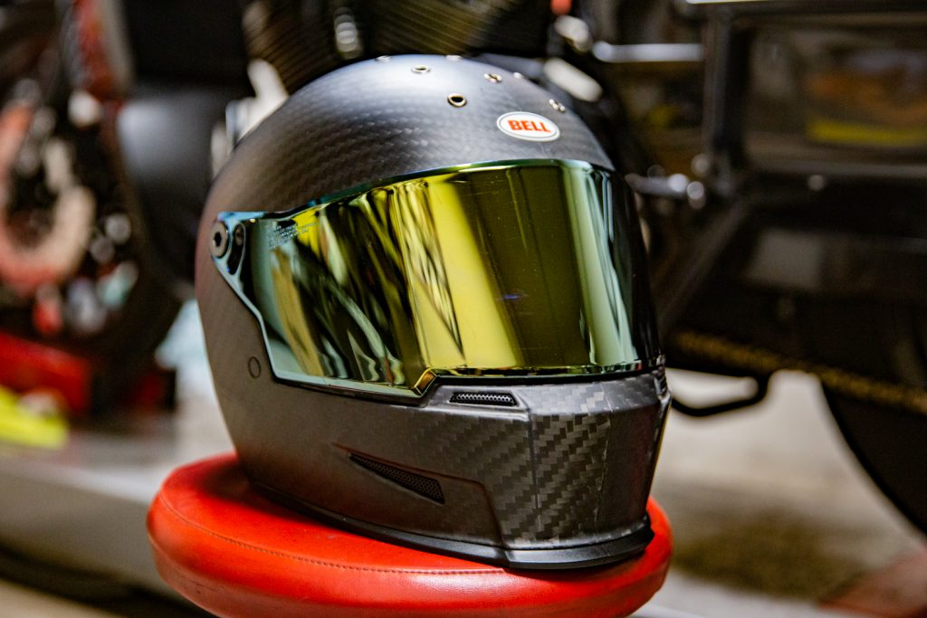 Bell Eliminator Motorcycle Helmet