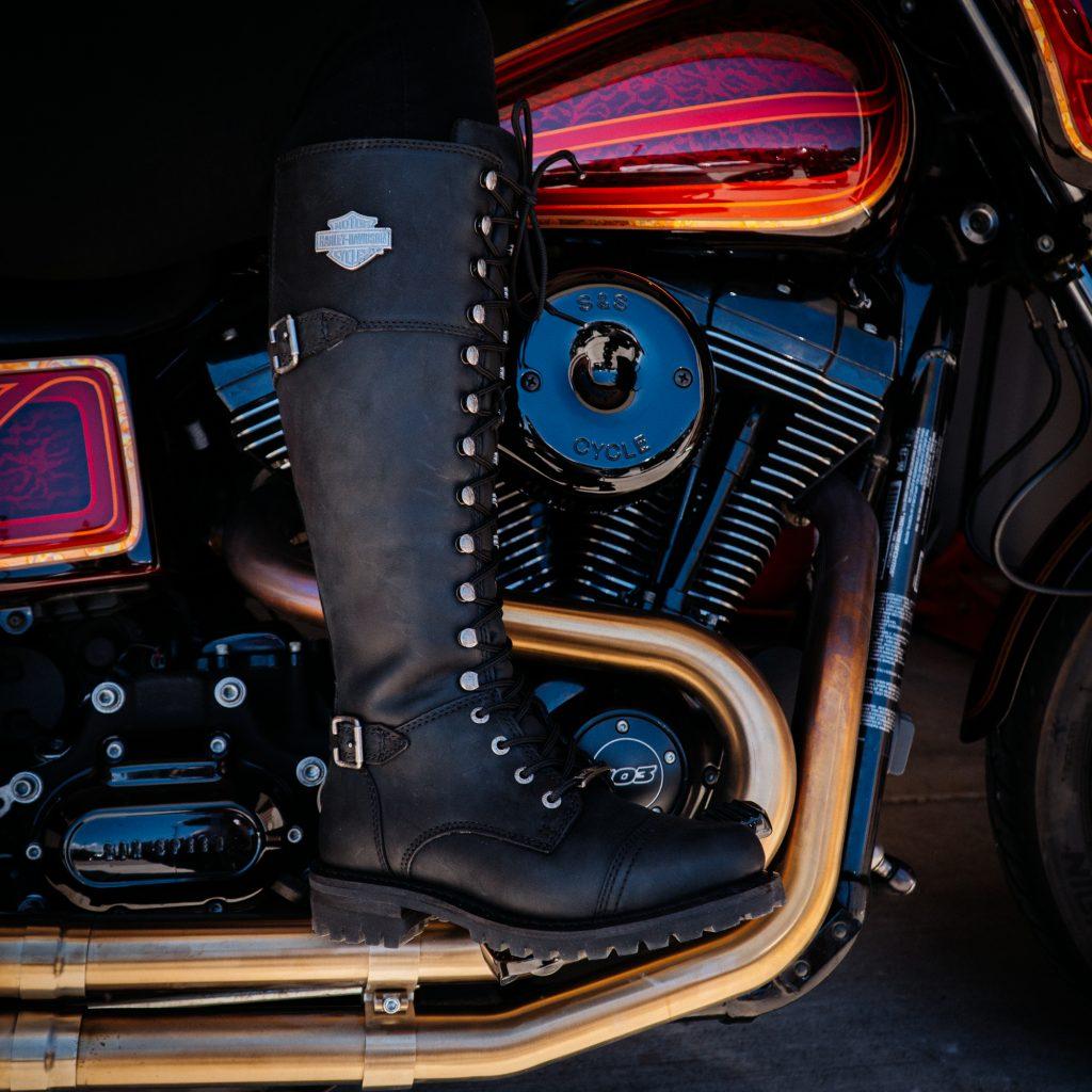 Women's Motorcycle Boot | HD Footwear Beechwood Boot