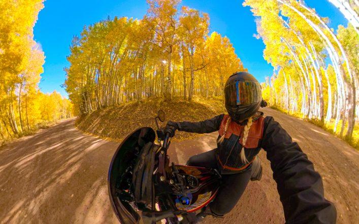 Colorado's Best Seasonal Roads for Motorcyclists