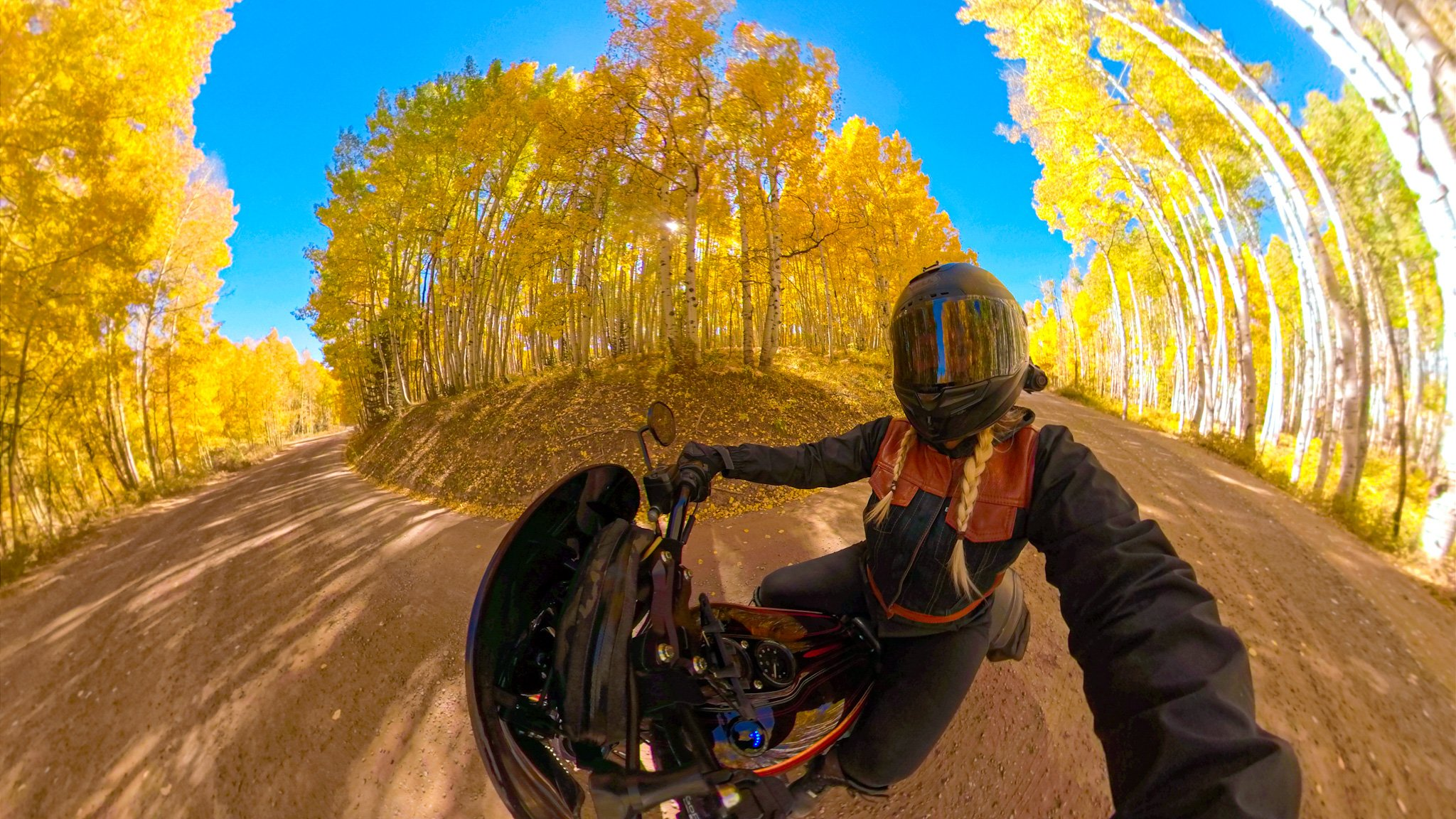 Colorado's Best Seasonal Roads for Motorcyclists