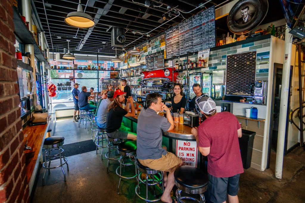 Durango Eats | 11th Street Station | Ernies Bar