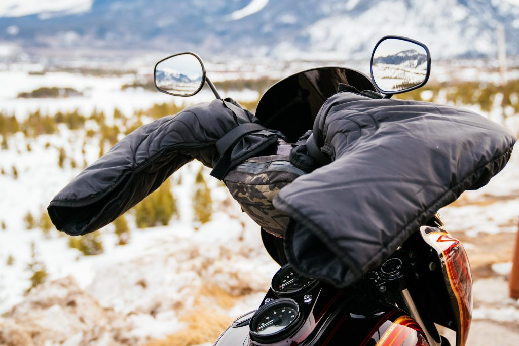 Winter Riding Essentials | Elephant Ears on a Harley