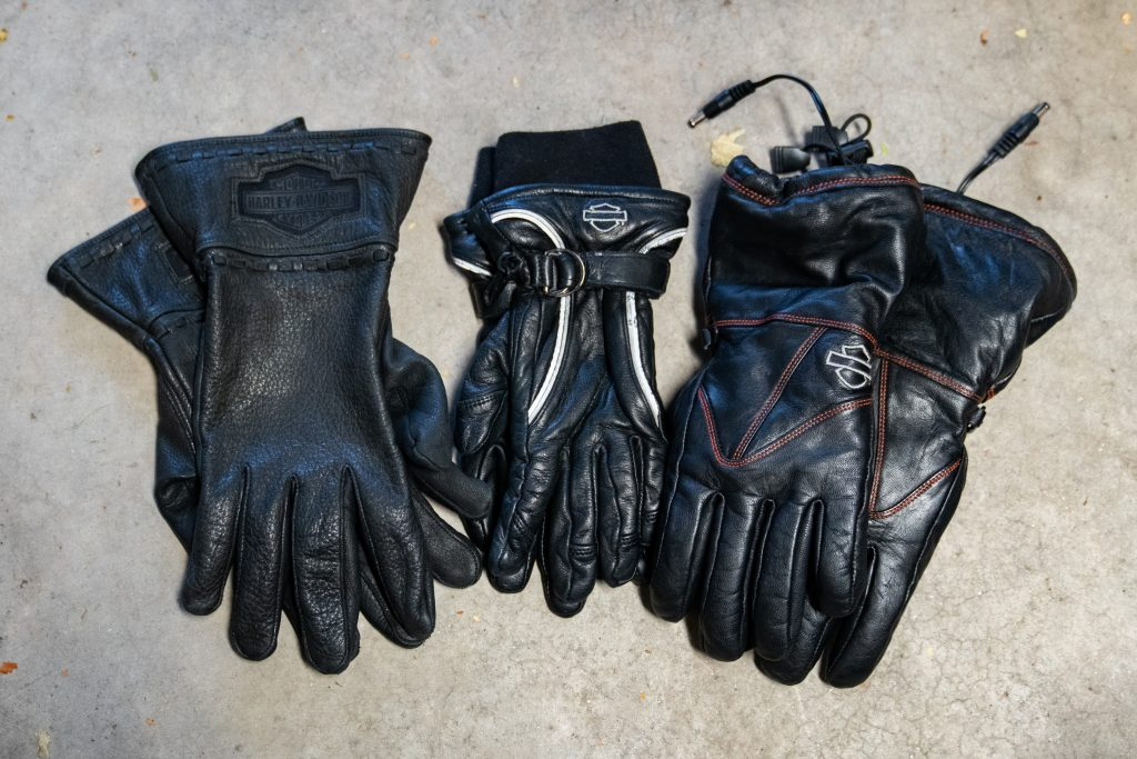 Winter Motorcycle Riding Essentials | Gauntlet Gloves