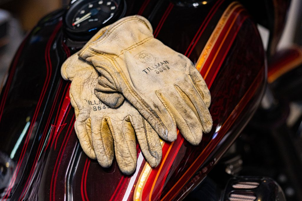 Winter RIding Essentials | Deerskin Gloves