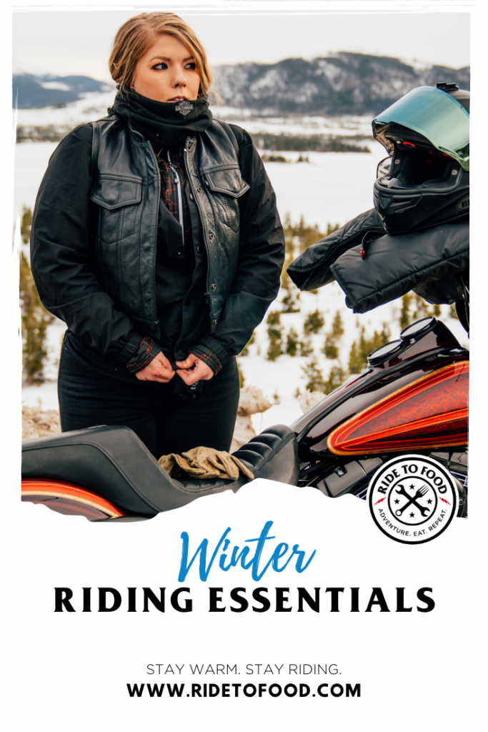 Winter Motorcycle Riding Essentials | Tips for Staying Warm