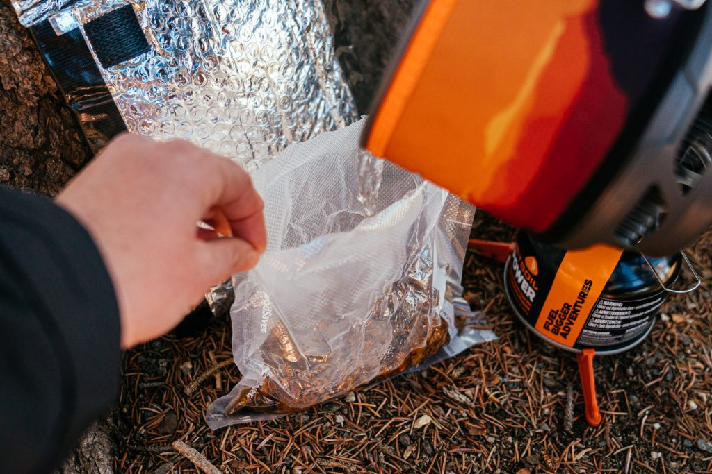 Dehydrated Camping Meals: Lentil Soup