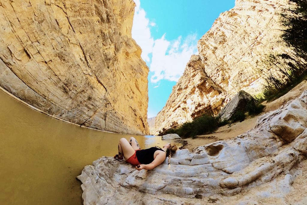 One Day in Big Bend National Park | Santa Elena Canyon