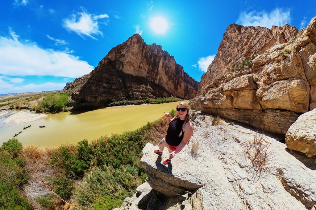 Santa Elena Canyon | Hiking Big Bend National Park