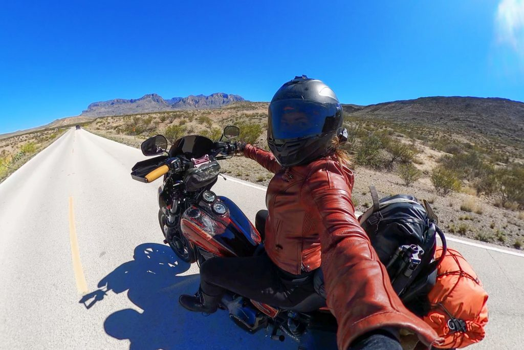 Motorcycle Rides | Visit Big Bend National park