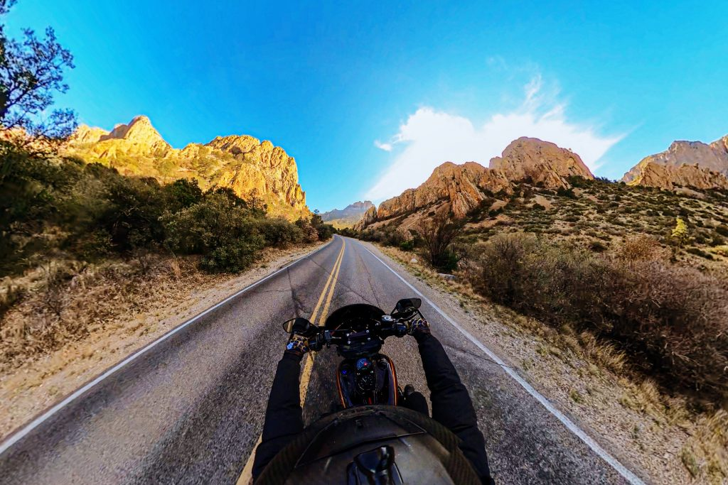 One Day in Big Bend National Park | Chisos Basin Road