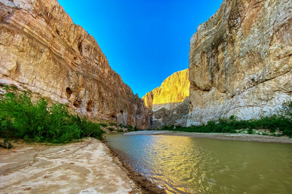One Day in Big Bend National Park | Boquillas Canyon