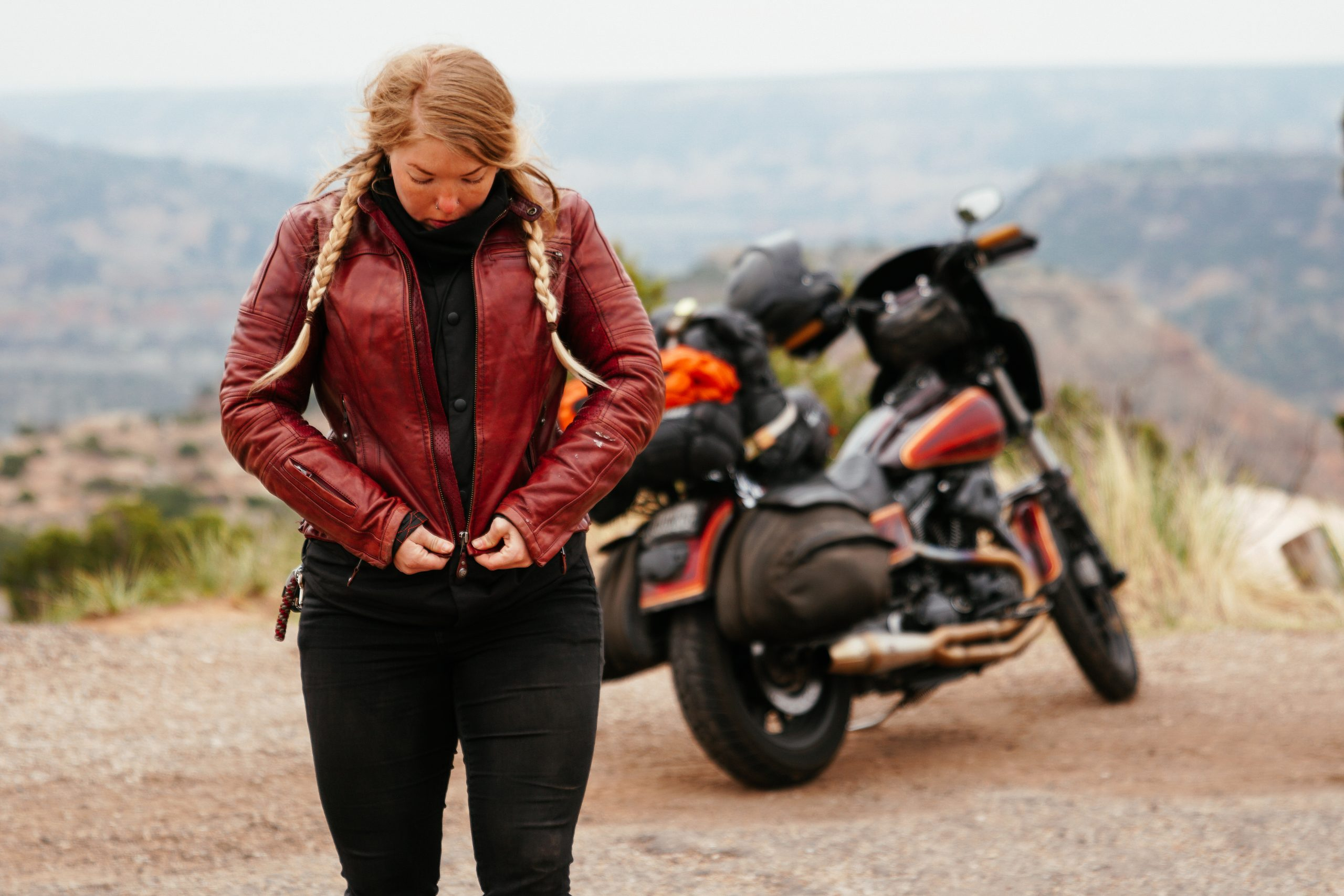 The Roland Sands Design Women's Maven Leather Jacket Review