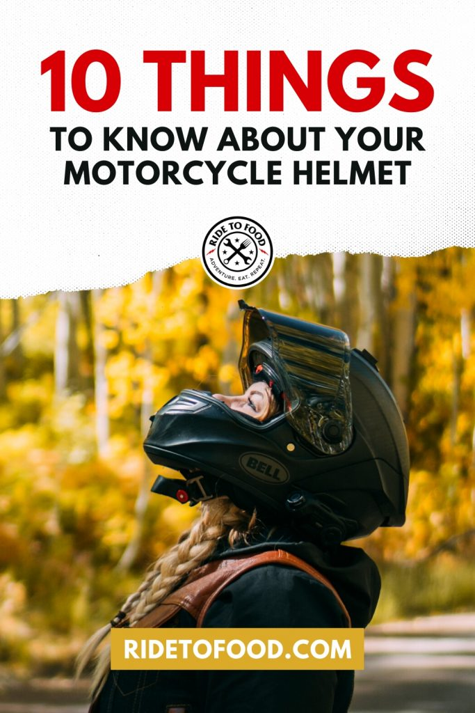 April is National Check Your Helmet Month | 10 Things To know About Your Motorcycle Helmet