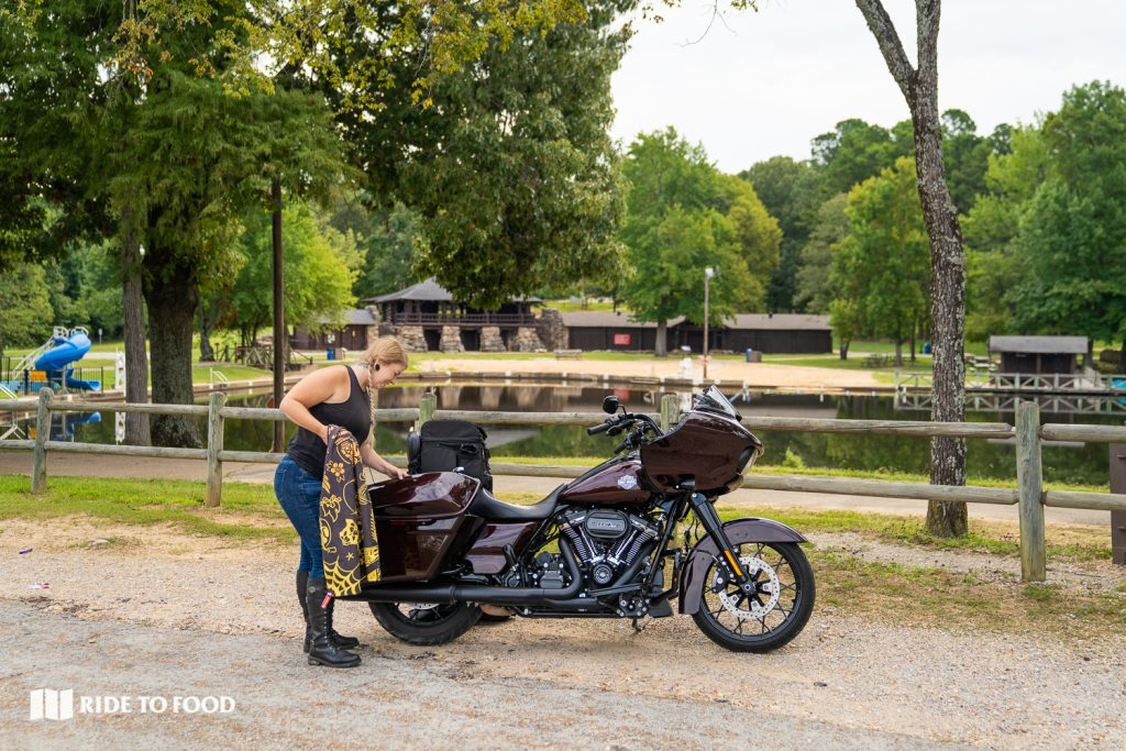 Motorcycle Travel Tips   What to Pack for a Motorcycle Trip