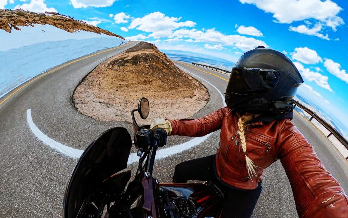 Things to Know Before You Ride a Motorcycle up Pikes Peak – America's Mountain