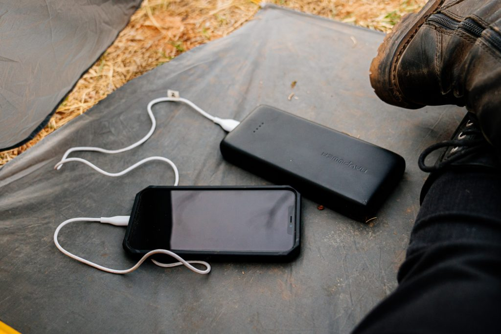 Portable Charger | Ultimate Motorcycle Trip Packing List