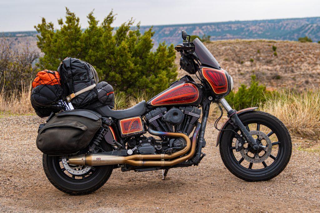 Legend Suspensions   2015 Harley Davidson LowRider