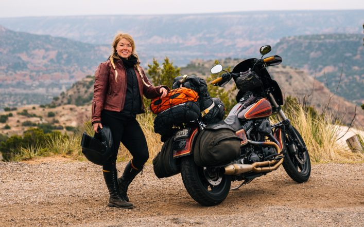 The Ultimate Motorcycle Trip Packing List