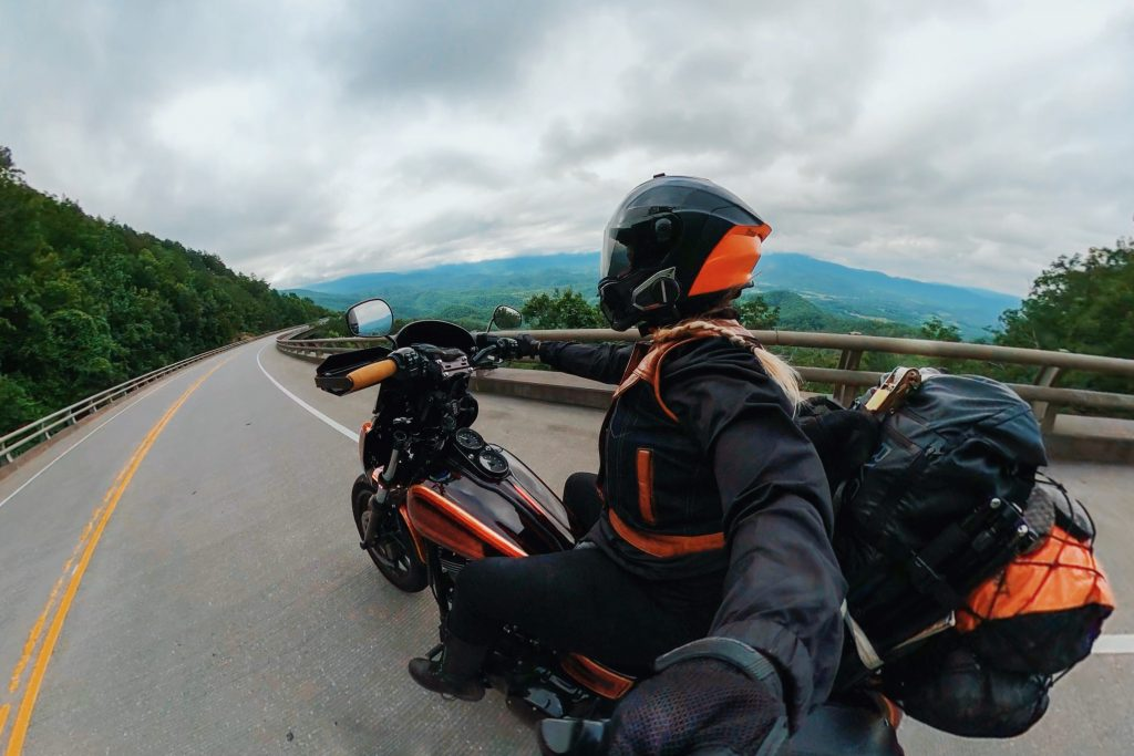 The Missing Link | Foothills Parkway | Best Motorcycle Roads of the Smoky Mountains