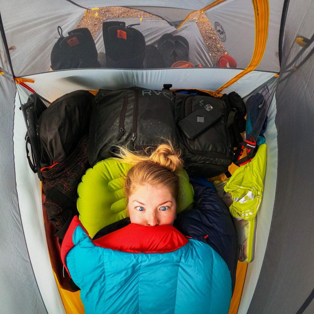 Big Agnes Fly Creek UL1 Bikepacking Tent   Motorcycle Camping Tent