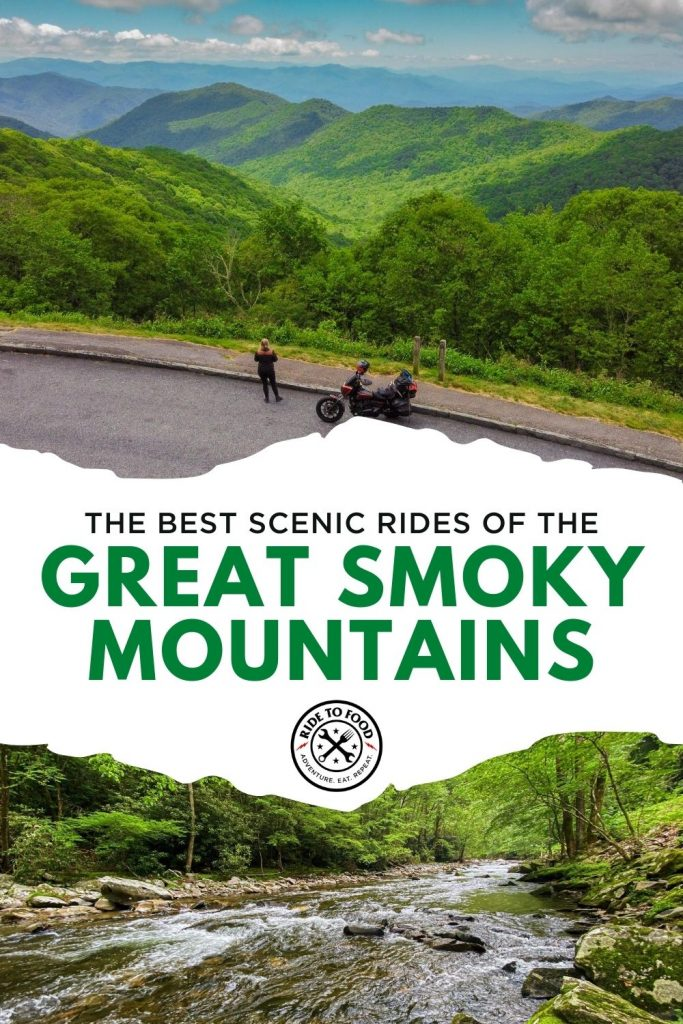 Best Motorcycle Roads of the Smoky Mountains