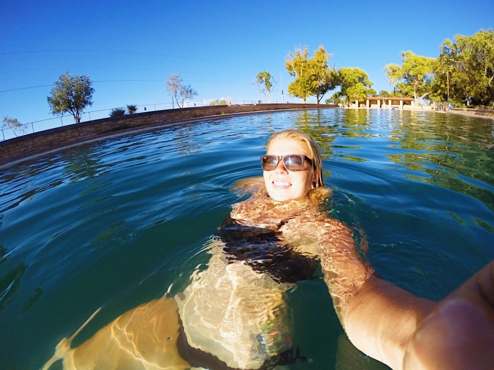 Swimming Holes | Tips for Riding Motorcycles in Hot Weather