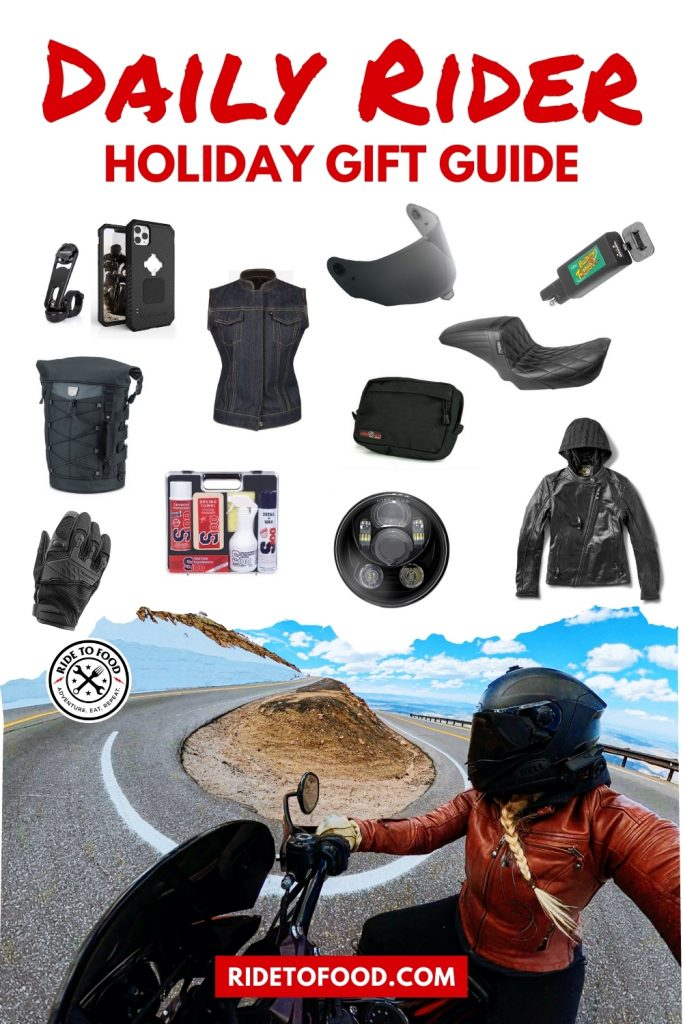 Motorcycle Gift Ideas for the Daily Rider