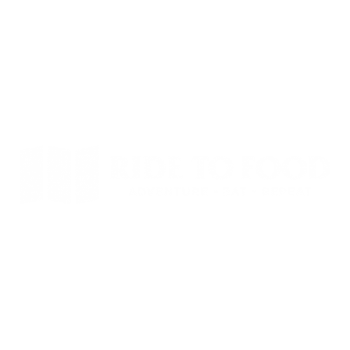 Ride to Food Logo