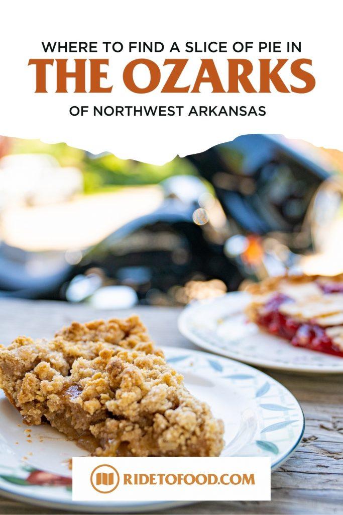 Best Pie in the Arkansas Ozarks