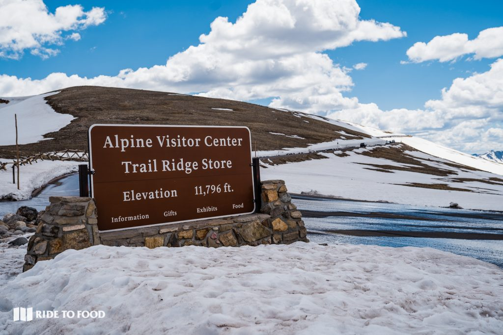 Alpine Visitor Center | Motorcycling Guide to Trail Ridge Road