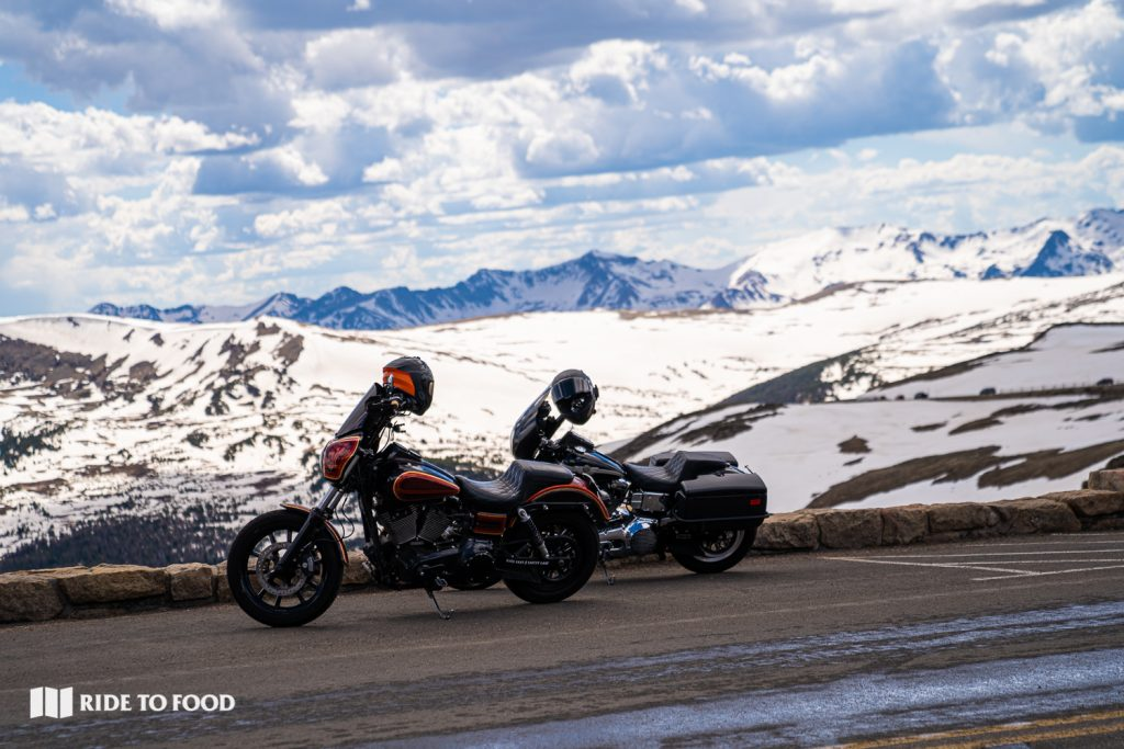 Rock Cut Overlook | Motorcycling Guide to Trail Ridge Road