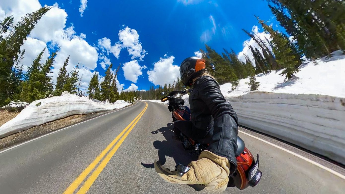 All of the Camera Gear I Use to Create Motorcycle Travel Content